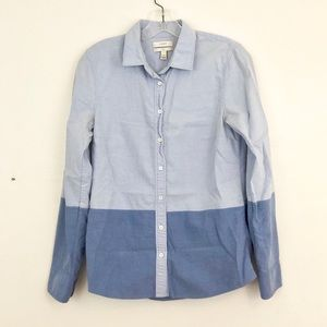 J. Crew Boyshirt in Color Block Oxford (A1)